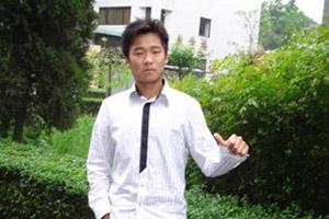 HND项目毕业学生 蒲晓波