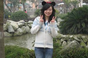 HND项目毕业学生 杨薇
