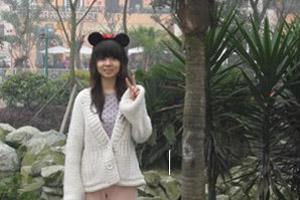HND项目毕业学生 邓美欧