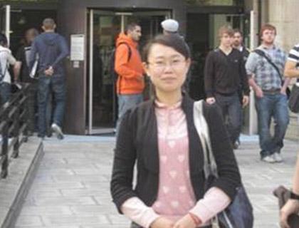 07级邓云同学被英国约克大学研究生录取