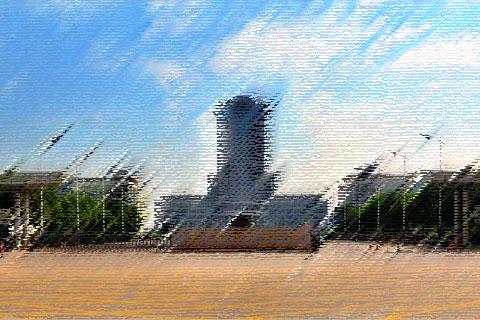 南京航空航天大学校园环境